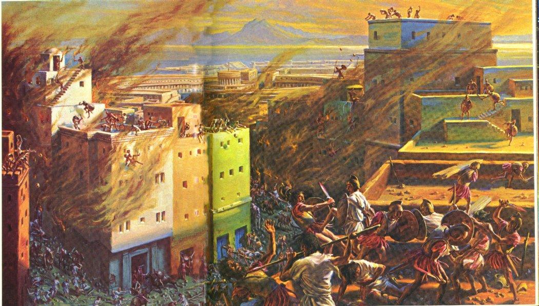 Punic wars dates in Sydney